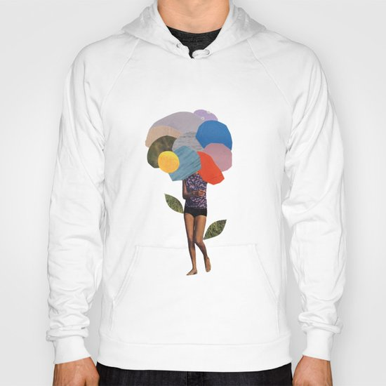 i dream of you amid the flowers Hoody