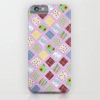 Granny's Blanket iPhone 6 Slim Case