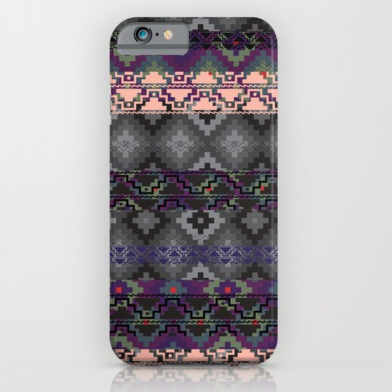 Russian style inspired Aztec iPhone & iPod Case