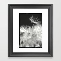 The Dance Begins Framed Art Print