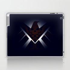 Hidden HYDRA – S.H.I.E.L.D. Logo Sans Wording Laptop & iPad Skin