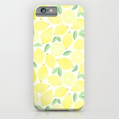 Summer Lemons iPhone 6 Slim Case