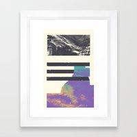 Subsonic Pt. 2 Framed Art Print