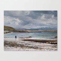 Gorteen Bay Canvas Print