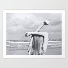 infinite. Art Print