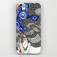 Copacabana Girl iPhone & iPod Skin
