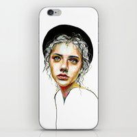 Out of the Shell iPhone & iPod Skin
