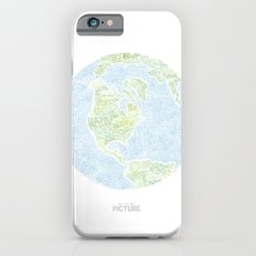 See the big picture Slim Case iPhone 6s