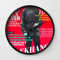 COSMARXPOLITAN, Issue 15 Wall Clock