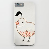 Q Quail iPhone 6 Slim Case