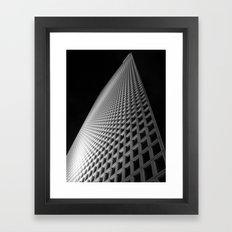 skyskyper Framed Art Print
