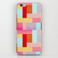 Geometric Pop iPhone & iPod Skin