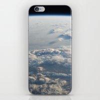 INDIA HIMALAYAS GLACIERS SNOW iPhone & iPod Skin