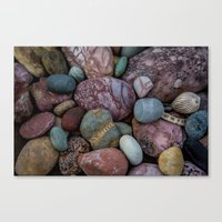 Rock Collection Canvas Print