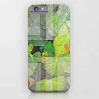 iPhone & iPod Case featuring hyedra wall by Miguel Á. Núñez I.