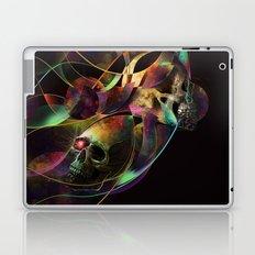 Vivid Skulls of Life Laptop & iPad Skin