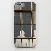 iPhone & iPod Case featuring Mannequins in the Window by Shy Photog