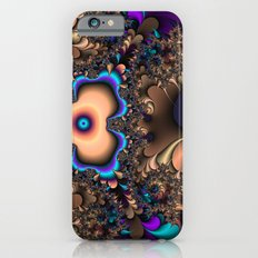 abstract thorn fractal iPhone 6 Slim Case