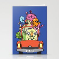 Designated Driver Stationery Cards
