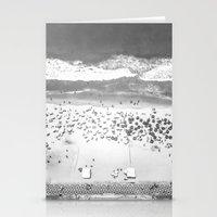 TOP IPANEMA B&W Stationery Cards