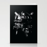 Dalek Stationery Cards