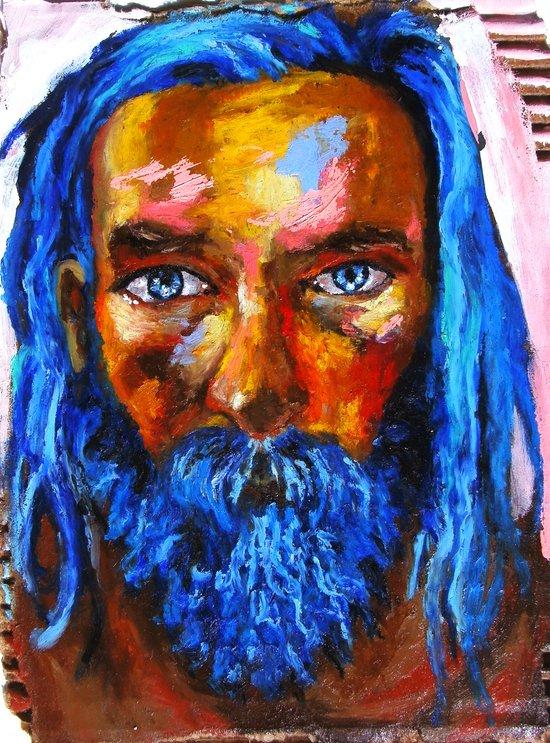 My Personal Jesus Art Print