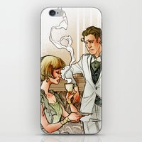 The Great Gatsby_see you again iPhone & iPod Skin