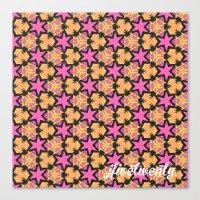 Pattern39 Canvas Print