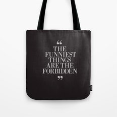 Mark Twain Quote with Original Signature Tote Bag