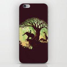 The jungle says hello iPhone & iPod Skin
