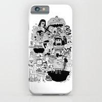 KIDS DOOM iPhone 6 Slim Case