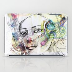 Red Nose iPad Case