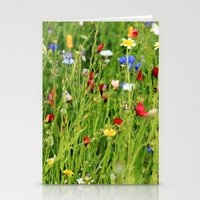 Colourful Garden - JUSTA… Stationery Cards