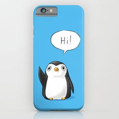 Hi Penguin iPhone 6 Slim Case