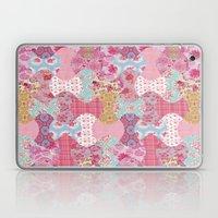 Apple core flowers Laptop & iPad Skin