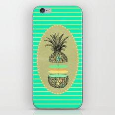 Sliced Pineapple iPhone & iPod Skin