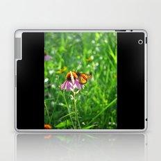 Danaus Plexippus Laptop & iPad Skin