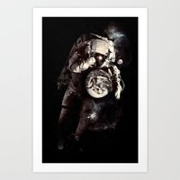 It's A Small World After… Art Print