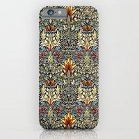 Snakeshead design iPhone 6 Slim Case