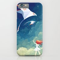 iPhone & iPod Case featuring Flyby by Freeminds