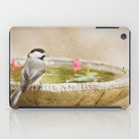 Birdsong iPad Case