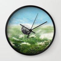 Adagio Pour Cordes Wall Clock