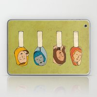 Some Girls Living In A N… Laptop & iPad Skin