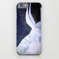 iPhone & iPod Case featuring guard to the ivory tower by Organism12
