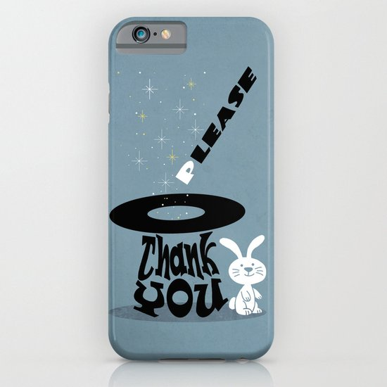 Magic Words iPhone & iPod Case