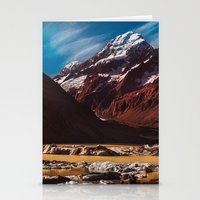 South Island Glacier Stationery Cards