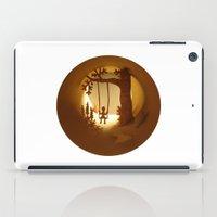 Swing (Balançoire) iPad Case