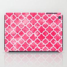 Moroccan Watermelon iPad Case