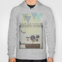 WEAR YOUR BIGGEST SMILE Hoody
