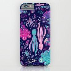 Cephalopods Garden Slim Case iPhone 6s
